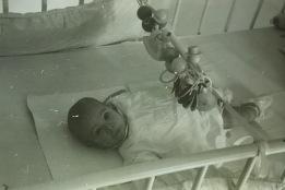 1955 Crib
